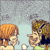 nami & usopp // so gonna get raeped