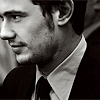 james franco: b&w