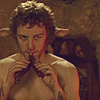 how is this be?: narnia: tumnus (playing flute)