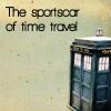 fid_gin: TARDIS-sportscar