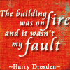 Harry Dresden: Ididn'tdoit