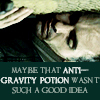 Harry Dresden: Anti-gravity
