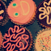 Quirky Cupcake Graphics