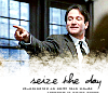 Avednay Philips: Seize the day