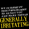 monty python - irritating interruption