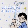 play hearts, kid.: Doumeki ● Snakes on a Doumeki!