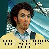 jonas; kevin love child