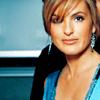 Detective Olivia Benson: Blue sweater