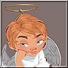 ангел-хранитель?