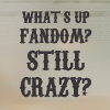RAN What's Up Fandom?