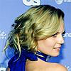 tjl: Jennifer Morrison Blue Over the Shoulder