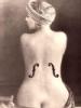 """Le Violon d'Ingres"", 1924, Мэн Рей"