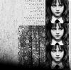 Harry Potter: 3 Hermiones B&W