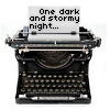 Writing (Dark and Stormy Night)