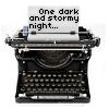 Writing (Dark and Stormy Night)