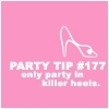 party tip