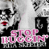 Stop Buggin' the Trio, Rita Skeeter!