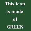 OneSarcasticChick: green