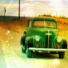 Chasechik: green car