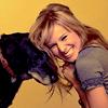 Jennifer: VM: Kristen Bell & Dog