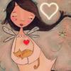девочка и кошка 3