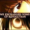 [Death Note] Vows of revolution.