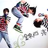 ishiya_paradise: Ryo Jumpin' Up!