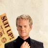 Barney; suit up