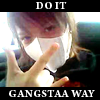 me gangsta