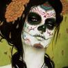 Black Skull FAce