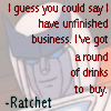 Ratchet's ghost