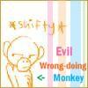 yessire: Evil Monkey