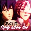 junjou egoist- nowaki covers hiroki's te