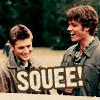 blackbirdj2: squee sam & dean