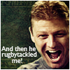 rugby tackled!