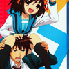 artistshipper posting in The Fanfiction of Haruhi Suzumiya