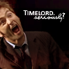 Larissa: Doctor - Timelord - seriously?