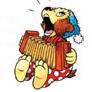 singing petzi