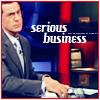 [Colbert] Serious Business