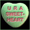 MASHFanficChick: U R A Sweetheart (candy-heart)
