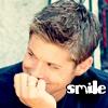 YAWEdZORO: Jensen - smile