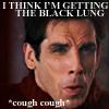 zoolander - black lung