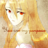 you are my purpose