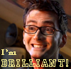 I'm brilliant! (DW)