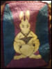 embroidery, sca bunny