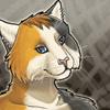 Curtain shredder and booze drinker.: Handsome Cat