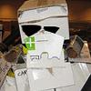 stormtrooper, cardboard