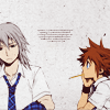 Hide-fan: [KH] Riku/Sora