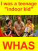 MASHFanficChick: I Was A Teenage Indoor Kid (WHAS)