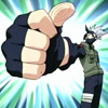Gabby: Accomplished/Thanks: Naruto Kakashi thum